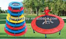 2014 COOL kids indoor trampoline bed for hot sale