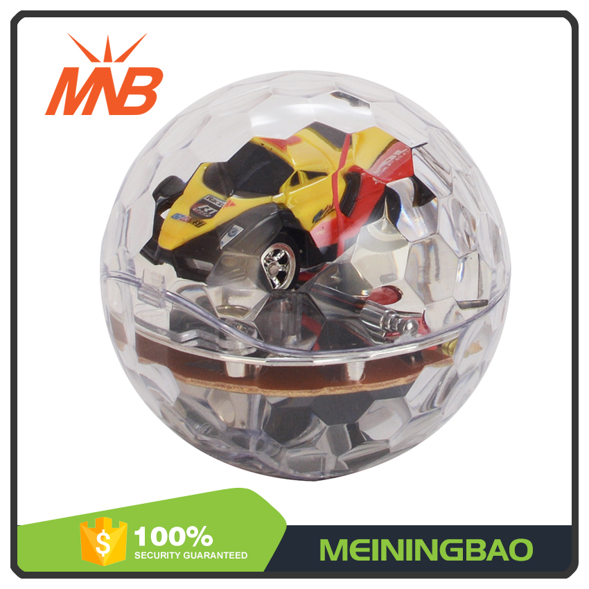 Indoor play 2017 ball packing rc miniature electric children toy car with price