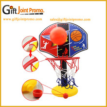 Wholesale outdoor portable Kids basketball hoop with inflatable ball