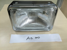 Motorcycle head light for AX100