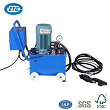 High Quality Hydraulic Riveting Machine For Sale With Engineer Overseas Service