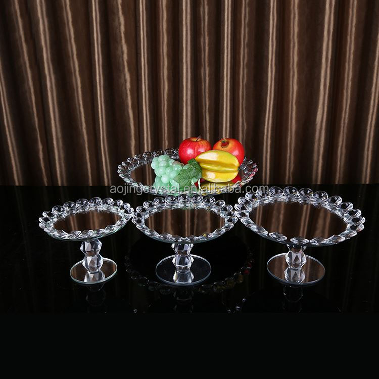 Hot promotion fashionable fruit display platter from China