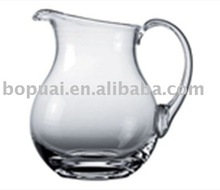 1L big wine glass kettle/Mouth-Blown wine decenters