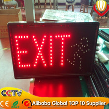 Hot selling flashing hanging led glow sign boards hight quality low price