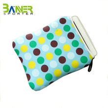 Neoprene Laptop Sleeve Printed Bags customized name brand laptop bags