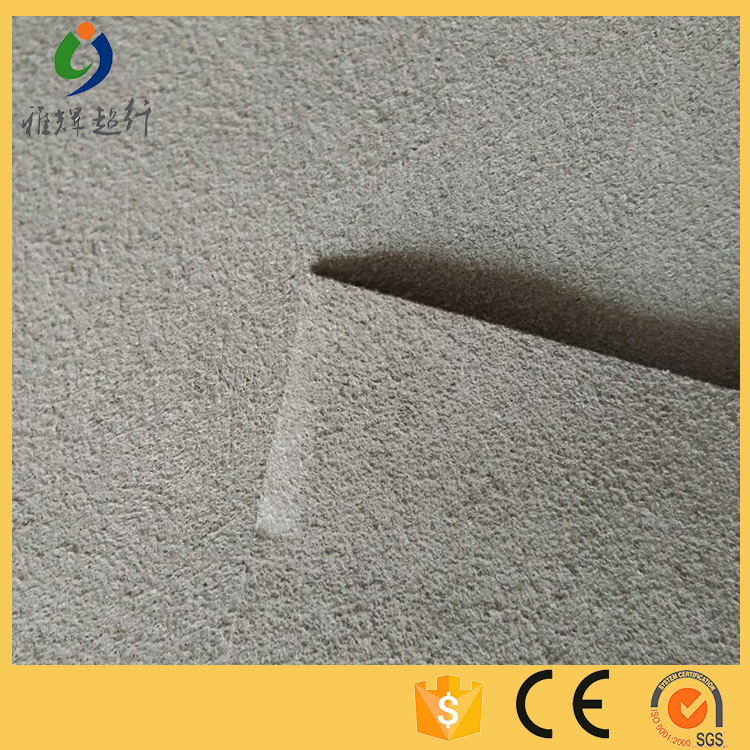 Superior quality synthetic pu leather fabric material price per meter