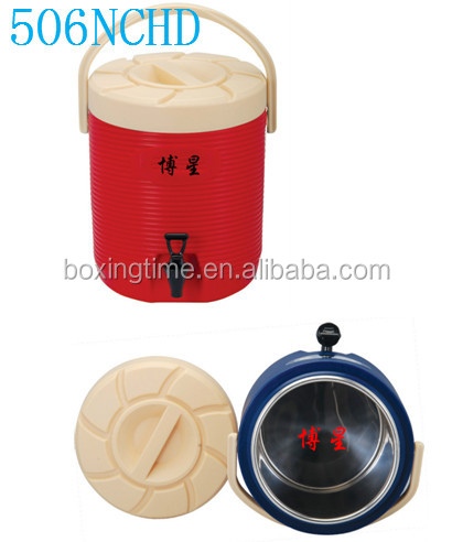 Hot Sale Milk Tea barrels Coffee kegs Stainless Steel Liner Heat Preservation