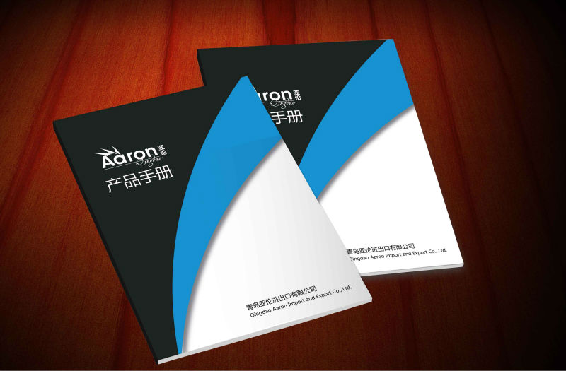 Beautiful and nice printed brochure / New design pamphlet and poster