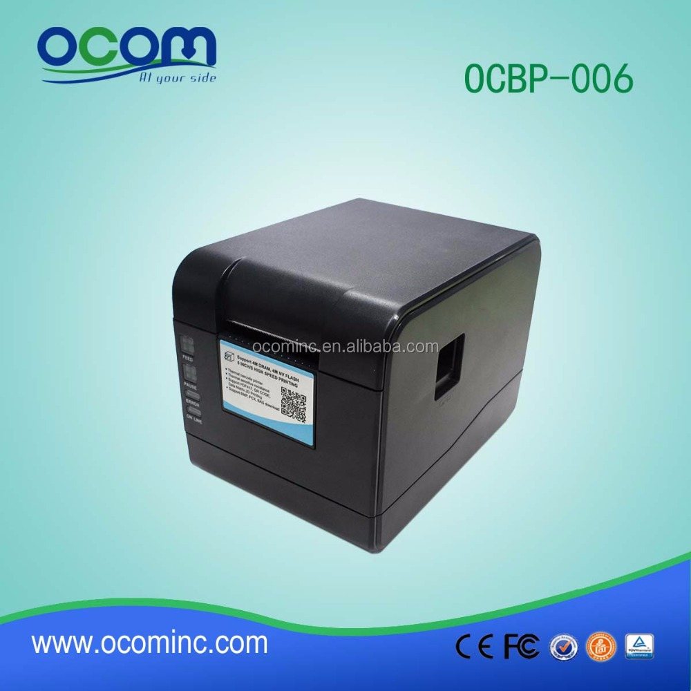 OCBP-006-<strong>U</strong> Cheapest 2'' USB Interface Thermal Label Printer For Lottery Ticket