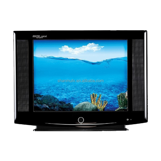 17 21''inch Color /rotating base crt tv/super/ultra slim crtTV