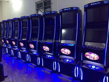 Video slot game machine game with blackjack / roulette/ soccor video slot game machine