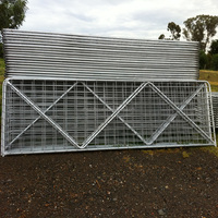 1170mm High Heavy Duty Galvanized Steel