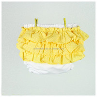 Baby Infant Pure Cotton Underpants Toddler Lace Bloomers Clothes Ruffle Briefs Colors Choose bloomer for children