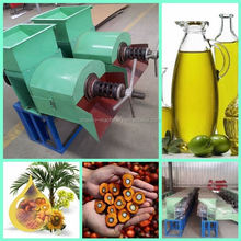 Low temperature palm oil press machine/palm oil screw press with international standard
