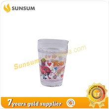 clear plastic tumbler for kids
