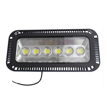 Cob led flood light black housing 300 watt led tunnel floodlight