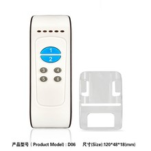 Universal air conditioner remote control codes case
