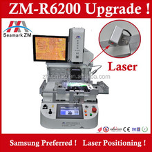 Game console repair machine Zhuomao ZM-R6200 automatic bga rework reballing station with vision