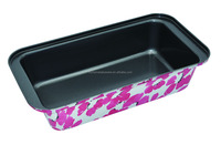 Loaf pan cake mould and Bakeware