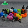 2015 latest !!! Silicone case for 30ml e cigarette liquid pet plastic bottle silicone skin/sleeve for glass liquid bottle 30ml