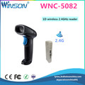 32 bit 1D ccd barcode reader wireless scanner price for supermaket