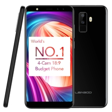 Newest brand phone LEAGOO M9, 2GB+16GB online shopping india mobile phones 4g cell android phone