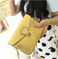 Hot seller candy color ladies purses and handbags
