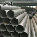 China manufacturer high quality erw steel pipe round ms prices made in china per kg