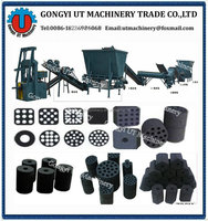 Honeycomb Coal Briquetting Making Machine / Honeycomb Coal Briquetting Press Machine /coke making shisha machine