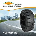 Strong ground grip 8.25-15 solideal tires for forklift