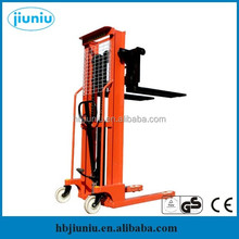 Hydraulic manual pallet stacker, forklift stacker 1000kg-3000kg