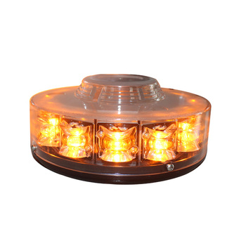 Led warning traffic signal strobe beacon light/Amber Led Rotating Beacon Light/Magnet cigarette flashing beacon light TBH-638E
