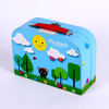 Colorful Printing Paper Suitcase Packaging Box