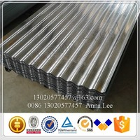 Gi/Hot-Dip Galvanized Corrugated Steel Roofing Cape Verde Is. Africa