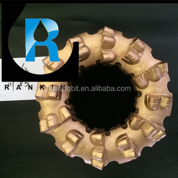 Cone rock bit seller diamond core cutting tools hollow drill bit for oil well