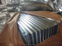 Long span Zinc corrugated roofing sheets