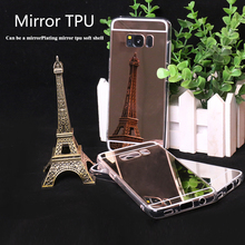 Hot Hard Back Cover,Fashion Lady Makeup Mirror Phone Case