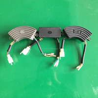 SPARE PARTS 2015 Automatic Voltage Regulator For There Phase Generator AVR For Inverter Generator