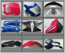 Motorcycle body parts,for 50cc,100cc,125cc,150cc scooter,Gy6 scooter,Kymco Scooter