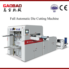 Full Automatic Die Cutting Machine Manufacturer