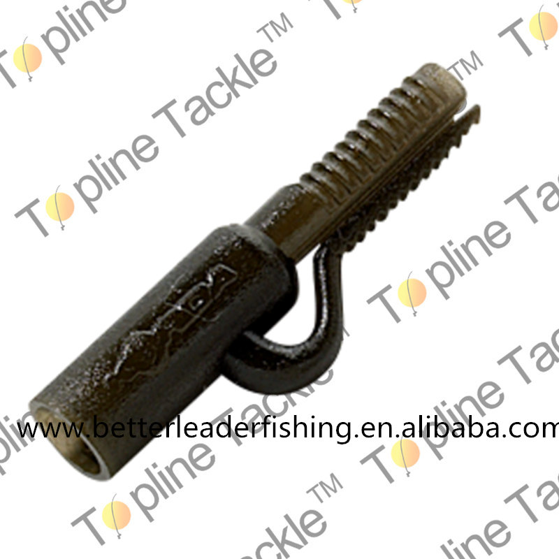 Lead Clips with fishing carp plastic tackle