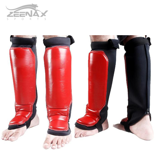 Extreme Leather Shin Insteps