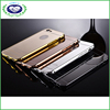 Ultra-thin Aluminum Metal + PC Back Case Cover for iphone 6 6s 6plus