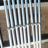 Hot Dip Galvanized Steel Column