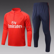 High Quality Long sleeve men soccer jersey wholesale Tracksuit