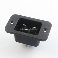 3 Pin Socket Outlet AC-06C