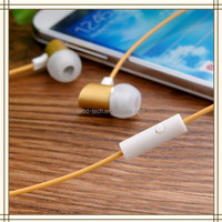 2014 new stylish metal earphone for samsung hot sale in Mexico