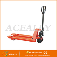 1.5 ton hand pallet truck with 3 wheels