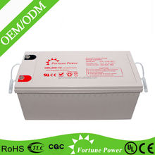 Continual hot sale max 12 volta deep cycle battery price of best