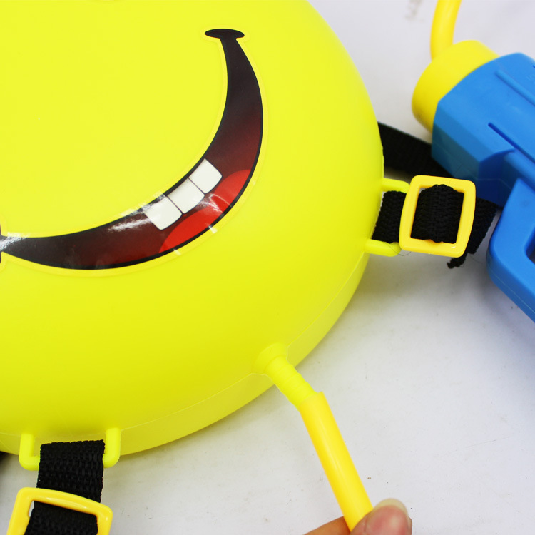 Funny Foldable Water <strong>Gun</strong> With Backpack For Kids Summer Toy